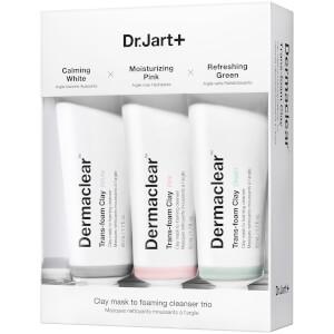 Dr.Jart+ Dermaclear Trans-Foam-Clay Trio 3 x 50ml