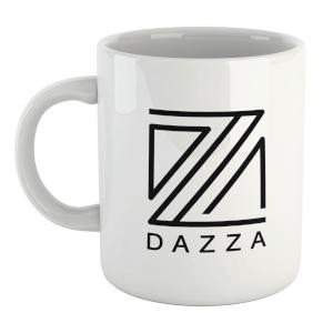 Dazza Text Logo Mug