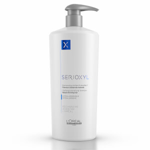 L'Oréal Professionnel Serioxyl Shampoo for Natural Thinning Hair 1000ml