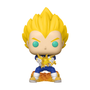 PIAB UK NYCC 2019 Dragon Ball Z Final Flash Vegeta EXC Pop! Vinyl Figure
