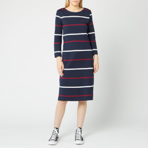 Barbour Women's Oyster Dress - Navy