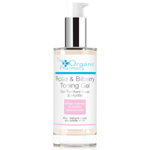 The Organic Pharmacy Rose Facial Cleansing Gel 100ml/3.4oz