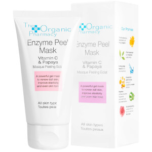 The Organic Pharmacy Enzyme Peel Mask with Vitamin C and Papaya 60ml