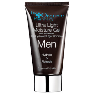 The Organic Pharmacy Men's Ultra Light Moisture Gel 75ml/2.5oz