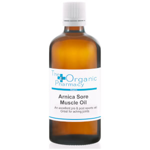 The Organic Pharmacy Arnica Sore Muscle Oil 100ml/3.4oz