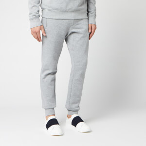 Armani Exchange Men's Small Logo Sweatpants - Alloy Heather