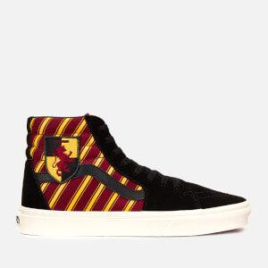 Vans X Harry Potter Gryffindor Sk8-Hi Trainers - Black
