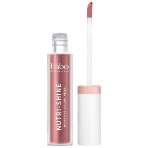 Babo Botanicals Nutri-Shine Luminizer Vegan Lip Gloss - Radiant Mulberry 4ml