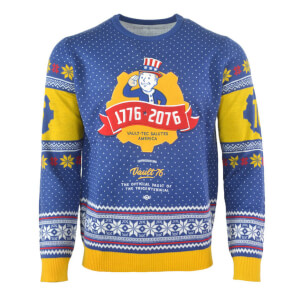 Fallout 76 Kintted Christmas Jumper