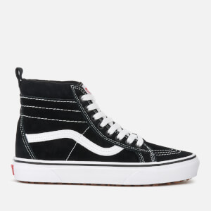 Vans Sk8-Hi MTE Water Resistant Trainers - Black/True White
