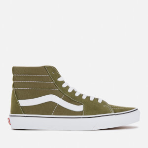 Vans Men's Sk8-Hi Trainers - Beech/True White