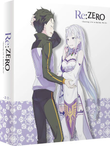 Re:Zero - Part 2 Collector's Edition