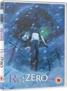 Re:Zero - Part 2 Standard Edition