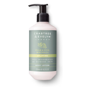 Crabtree & Evelyn Pear and Pink Magnolia Uplifting Body Lotion 250ml