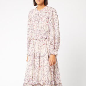 Isabel Marant Étoile Women's Likoya Dress - Ecru