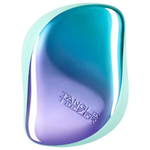 Tangle Teezer Compact Styler Hairbrush - Petrol Blue Ombre