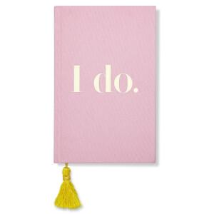Kate Spade I Do Bridal Journal