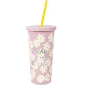 Kate Spade Love is All Around Insulated Tumbler