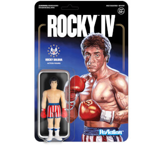 Super 7 Rocky ReAction Figure (Rocky)