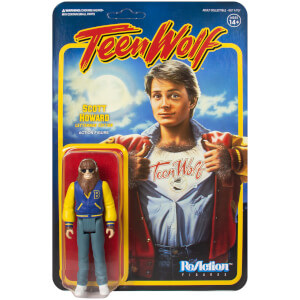Super 7 Teen Wolf ReAction Figure (Teen Wolf Werewolf)