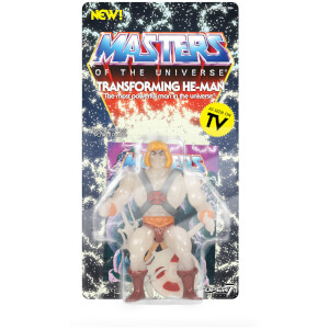 Super 7 Masters of the Universe Vintage Figure Wave 4 (He-Man)