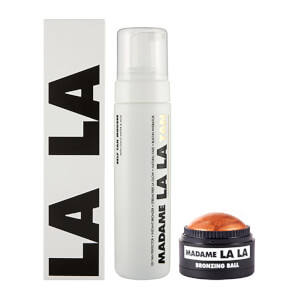 Madame La La Tan Regular and Bronzing Ball Duo (Worth £44.00)
