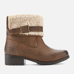 Barbour Women's Verona Water Resistant Ankle Boots - Brown