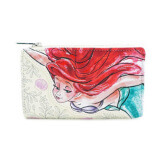 Loungefly Disney The Little Mermaid Ariel Bi Fold Wallet