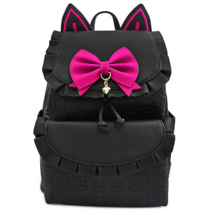 Loungefly Mini Sac à Dos Overwatch en Faux Cuir