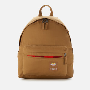 Eastpak X Dickies Men's Padded Pak'R Backpack - Dickies Brown Duck
