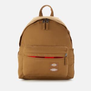 Eastpak X Dickies Men's Padded Pak'R Backpack - Dickies Brown Duck