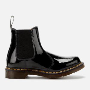 Dr. Martens Women's 2976 Patent Lamper Chelsea Boots - Black