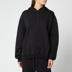 MSGM Women's Hooded Sweat - Black