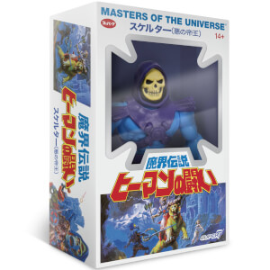 Super7 Masters of the Universe Vintage - Skeletor Japanese Box