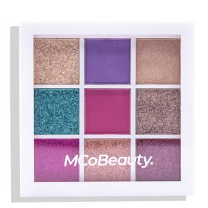 MCoBeauty Eyeshadow Trend Palette 10.8g