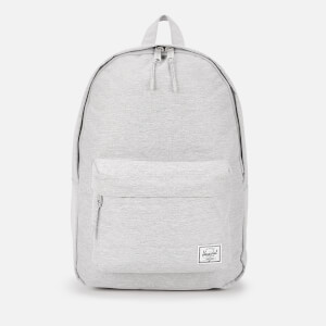 Herschel Supply Co. Men's Classic Backpack - Light Grey Crosshatch