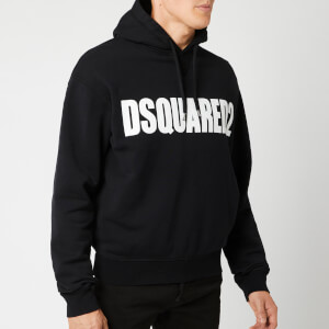 Dsquared2 Men's Dsquared Hoodie - Black