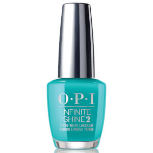 OPI Limited Edition PUMP Neon Collection - Infinite Shine Nail Polish Dance Party 'Teal Dawn 15ml
