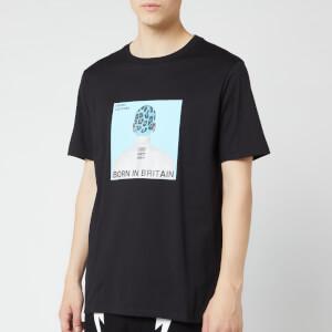 Neil Barrett Men's Cover 02 T-Shirt - Black