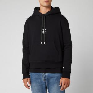 Neil Barrett Men's Iconic Travel Logo Sweatshirt - Black