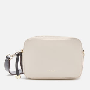 Radley Women's Alba Place Small Zip Around Cross Body Bag - Dove Grey