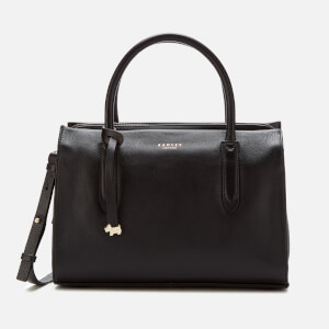 Radley Women's Arlington Court Medium Zip Top Multiway Bag - Black