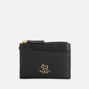 Radley Women's Pockets Small Zip Top Coin Purse - Black