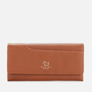 Radley Women's Pockets Large Flapover Matinee Wallet - Honey