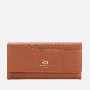 Radley Women's Pockets Large Flapover Matinee Wallet - Honey