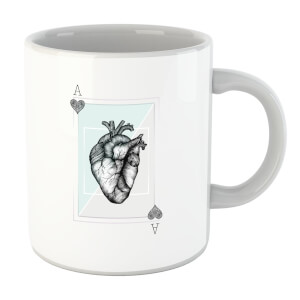 Ace Of Hearts Mug