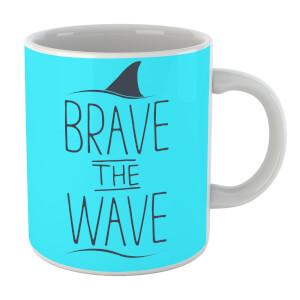 Brave The Wave Mug