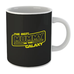 Best Mummy In The Galaxy Mug
