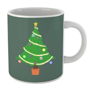 Buttons Tree Mug