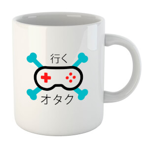 Skull And Cross Bones Controller Mug